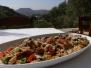 Exquisite Wildkräuterküche auf der Insel Kreta