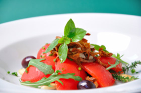 rezept-geschmolzene tomaten